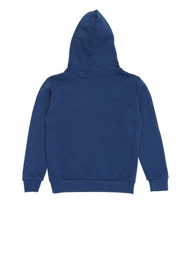 Happiness Sweatshirt Lacivert